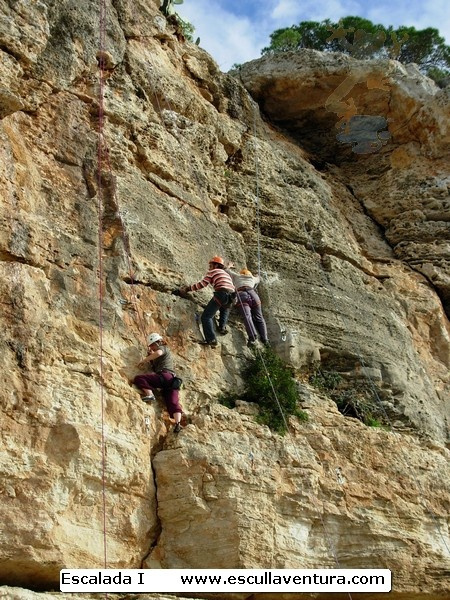 Beginner climbing course - In the category Courses